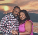 Miriam Celena Lowder Thomas and Husband Kenlee Thomas